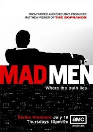 Matthew Weiner's Mad Men series